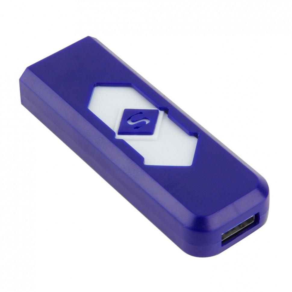 Зажигалка USB вечная перезаряжаемая беспламенная ветрозащитная электрическая спичка