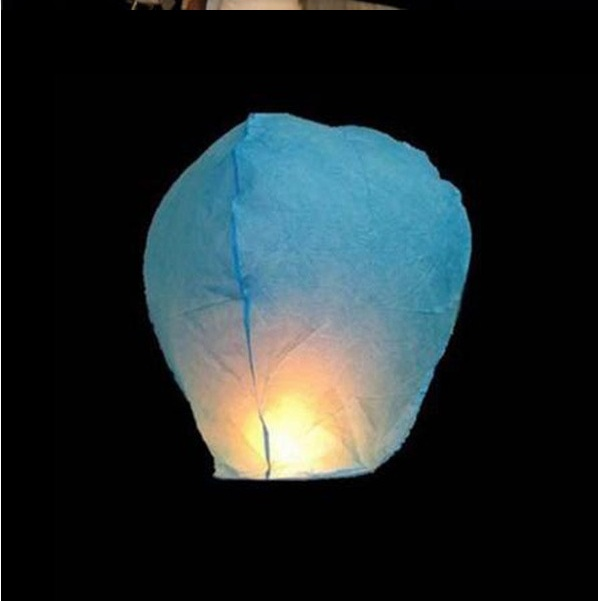 Летающие небесные китайские фонарики 5 штук