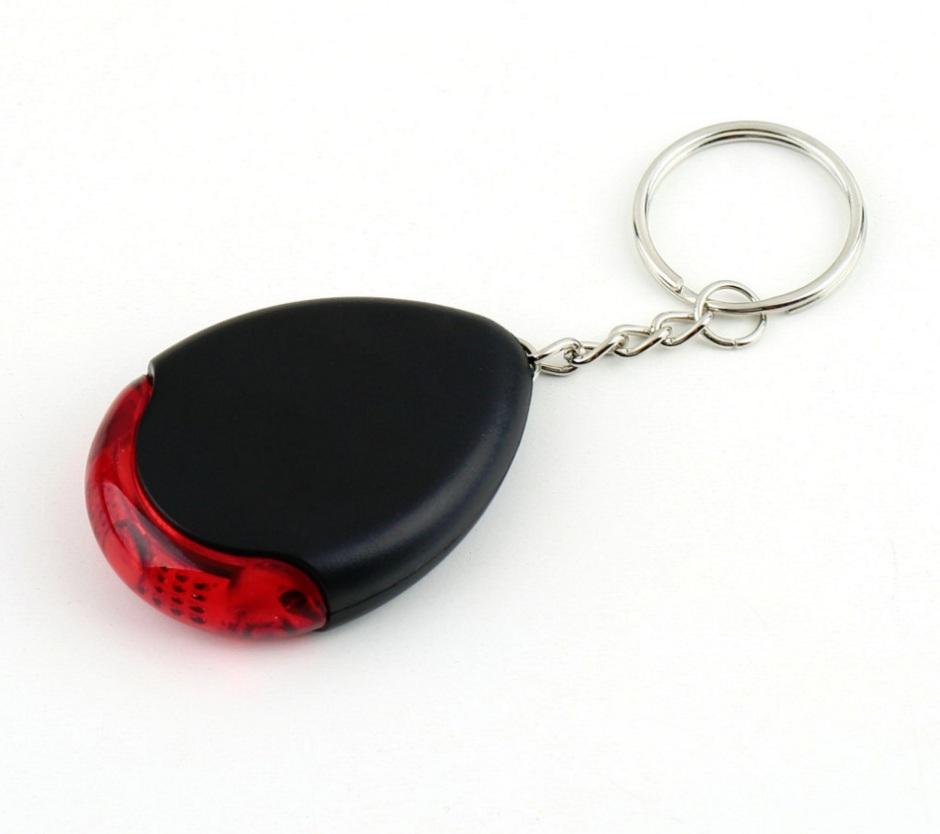 Устройство брелок для поиска ключей с подсветкой