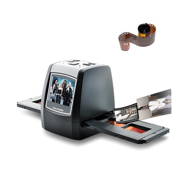 """2.0"""" цветной сканер для негативов слайдеров"""