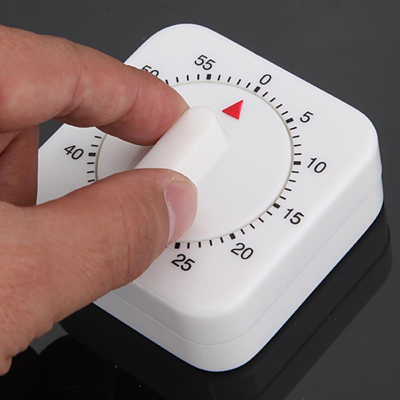 Кухонный механический таймер с сигналом не нуждается в батарейках кухня занятия спортом фитнес