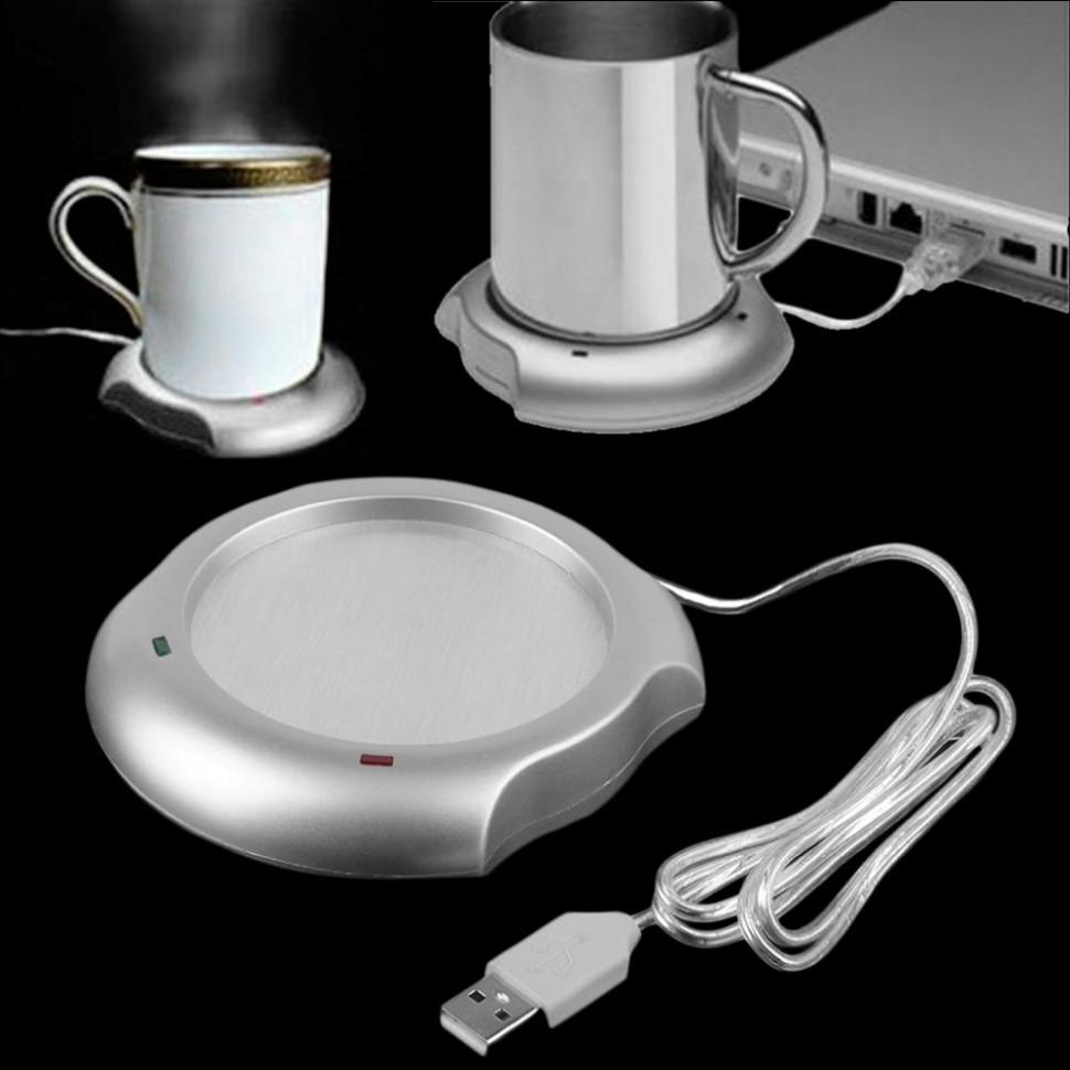 USB 2.0 нагреватель подогрев кружек и чашек для дома и офиса