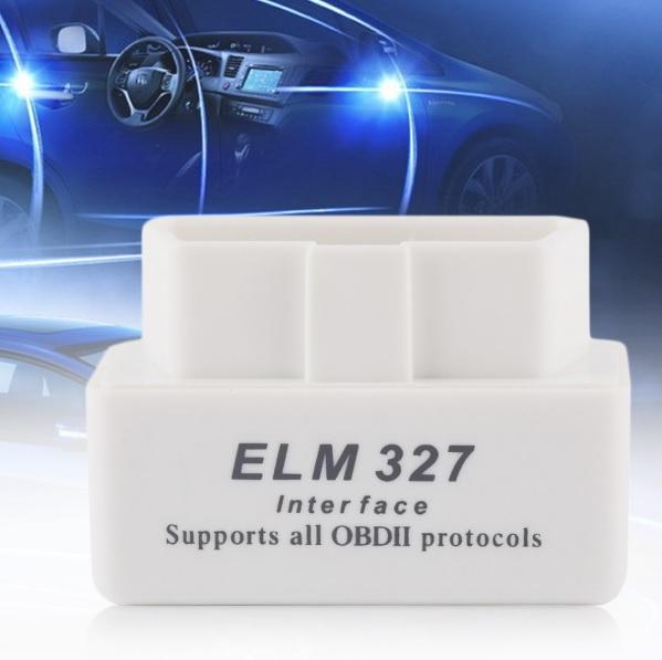 Мини ELM327 Bluetooth OBD2 сканер для диагностики автомобилей