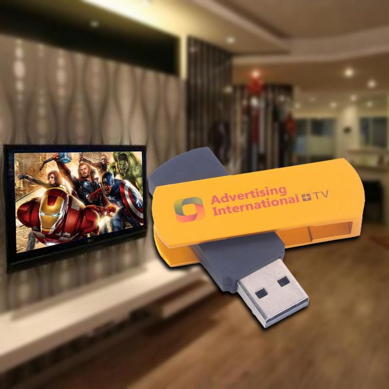 USB Internet TV/Radio Player Dongle 66X