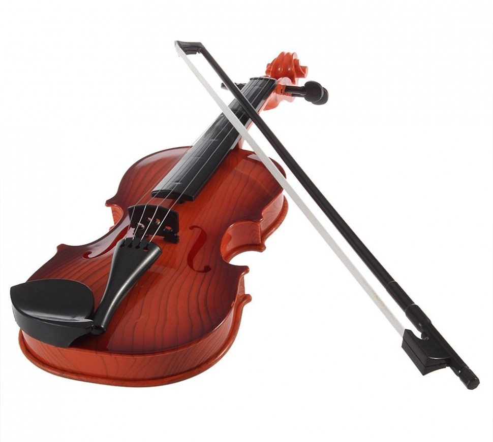 Детская игрушечная скрипка