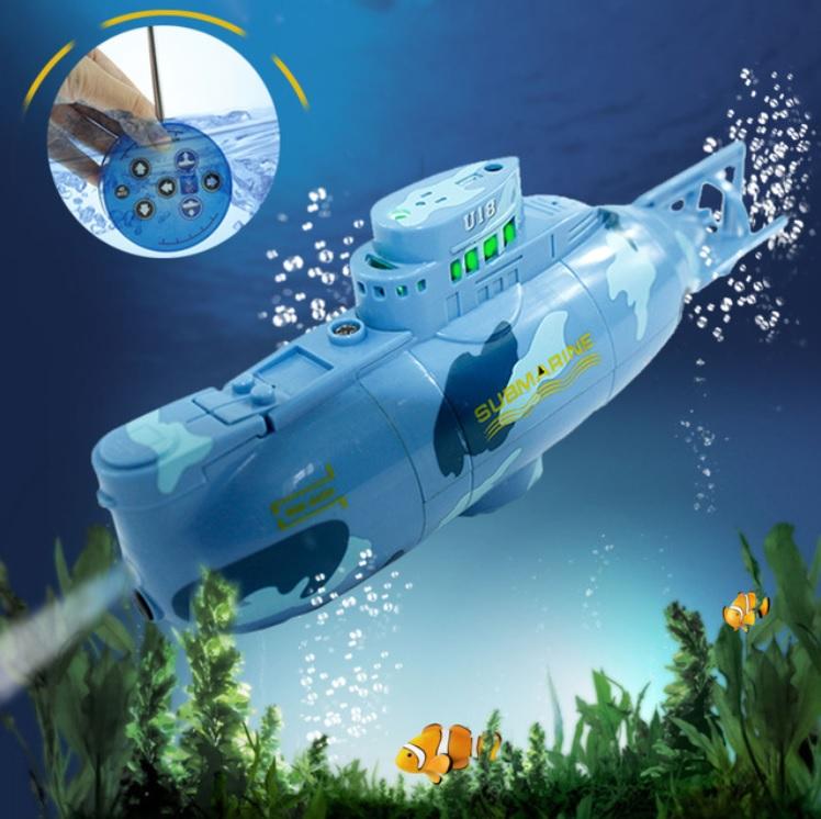 Радиоуправляемая модель подводной лодки