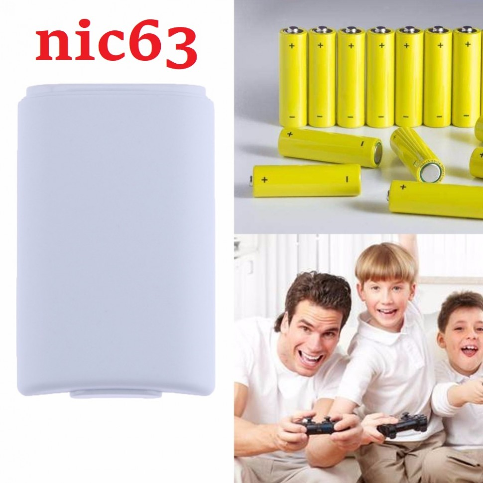 Корпус для батареи-аккумулятора Xbox 360