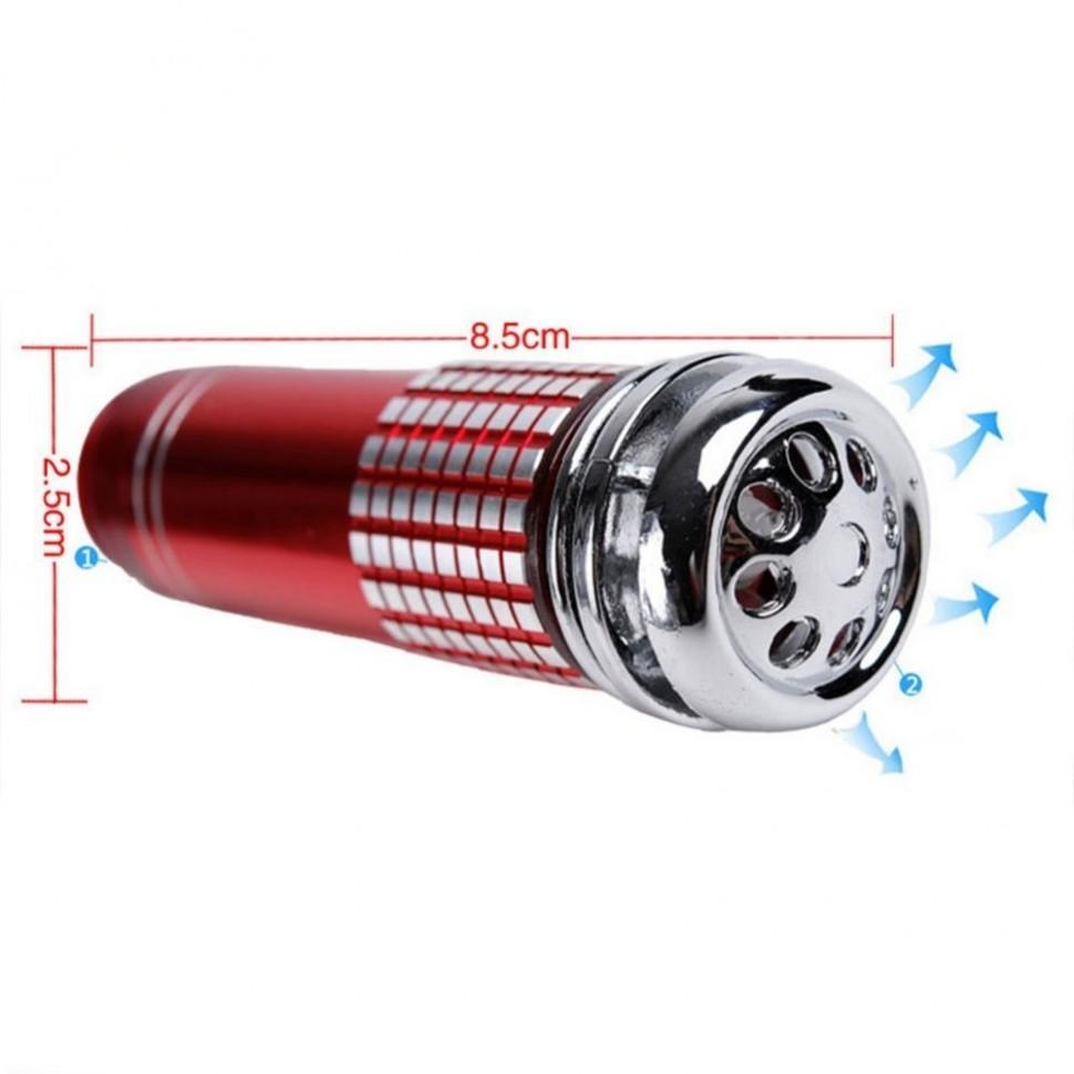 Ионизатор Очиститель Воздуха Для Автомобиля (от прикуривателя)