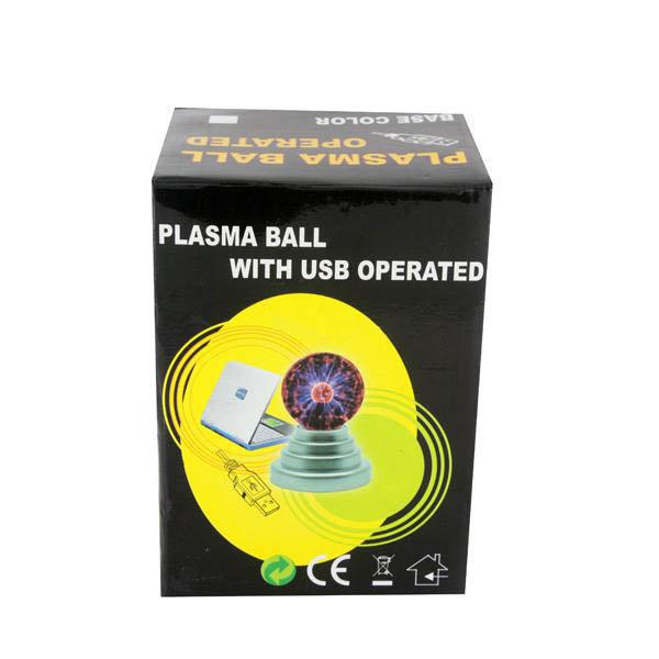 Плазменный Шар USB
