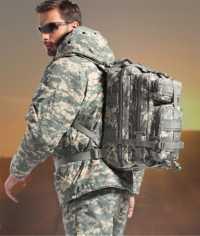 Рюкзак тактический для экстремальных походов