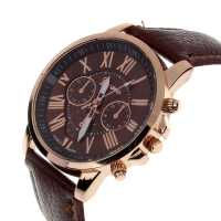 Наручные кварцевые часы 10-ть расцветок Gold