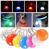 Светодиодная LED подвеска для собак три режима свечения