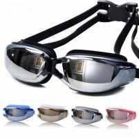 Солнцезащитные зеркальные очки для плавания 5 расцветок