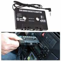 Автомобильный кассетный адаптер MP3 плеер