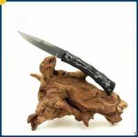 Тактический многофункциональный туристический охотничий нож черный