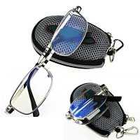 Складные очки с диоптриями + 1.0 + 1.5 + 2.0 + 2.5 + 3.0 + 3.5 + 4.0