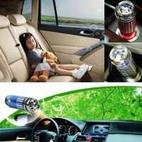 Автомобильный ионизатор очиститель воздуха
