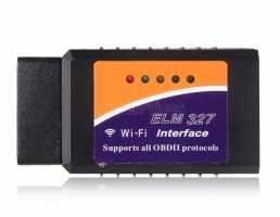 ELM327 Wi-Fi OBD2 авто сканер для iPhone, iPad & ПК