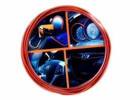 Декоративная лента для авто