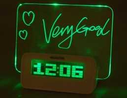 Прикольный будильник 27W