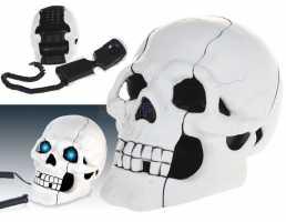 Стационарный телефон в форме черепа 001W