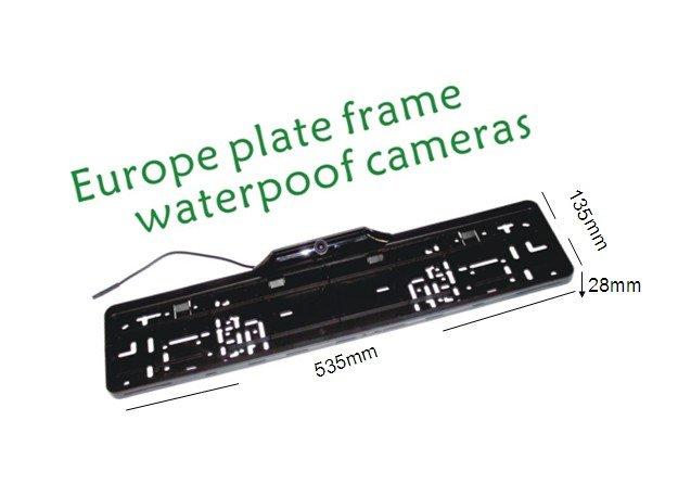 Камера автомобильная