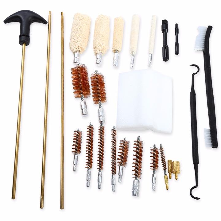 Набор комплект для чистки оружия